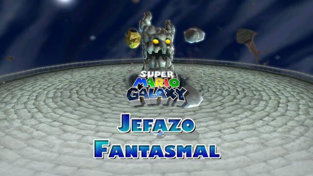 Jefazo Fantasmal en Super Mario Galaxy: ¿Cómo derrotarlo?