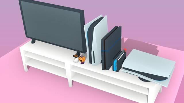 PS5 Xbox Series X tamaño
