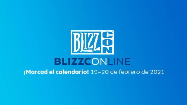 BlizzConline el 19 y 20 de febrero 2021