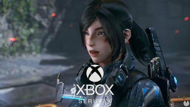 Bright Memory en Xbox Series X