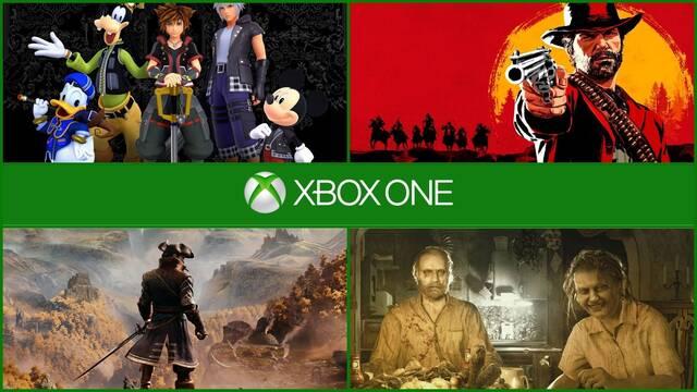 Nuevas ofertas semanales en Xbox One.