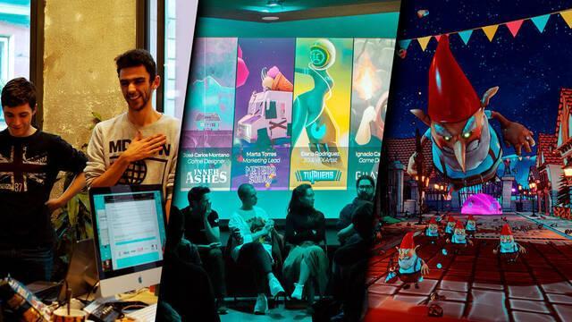 Máster PlayStation Talents en Marketing, Comunicación y Gestión de Videojuegos y Máster en Arte Digital Voxel School