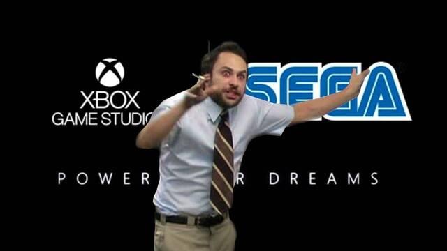 Divertidos rumores sobre una posible compra de Sega por parte de Xbox.