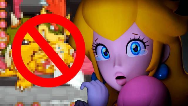 Peach's Untold Tale juego erótico cancelado por Nintendo