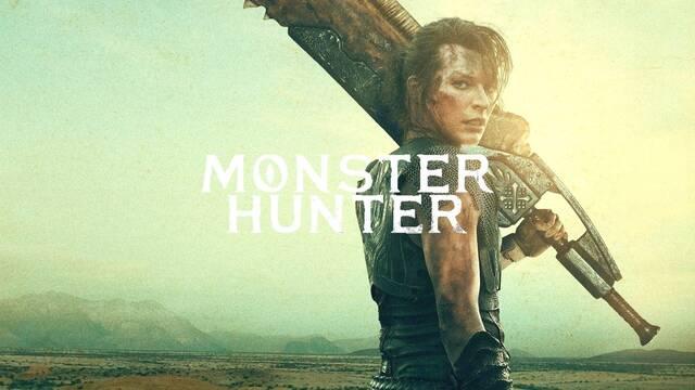Monster Hunter la película