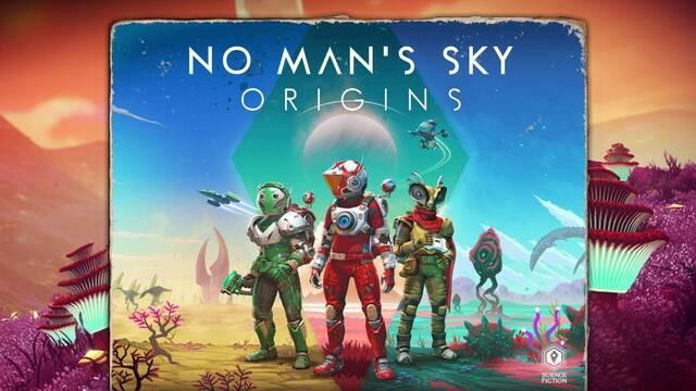 Ya disponible No Man's Sky: Origins en PS4, Xbox One y PC.