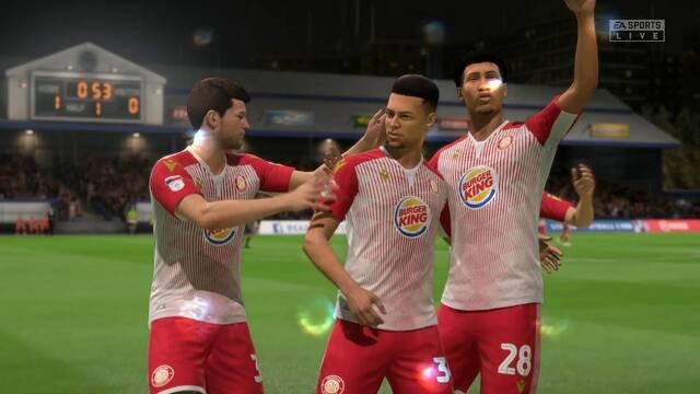 La mejor campaña de la historia de Burger King con FIFA 20