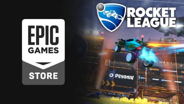 Un cupón de 10 € por descargar Rocket League gratis de Epic Games Store.
