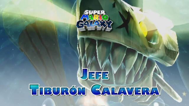 Tiburón Calavera en Super Mario Galaxy: ¿Cómo derrotarlo?