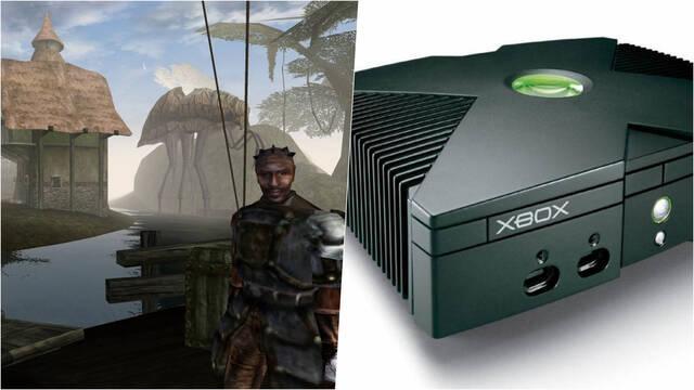Bethesda Xbox Morrowind