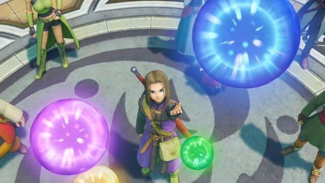 Dragon Quest XI S en TGS 2020