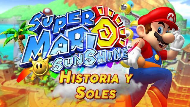 Super Mario Sunshine: Mundos al 100% y TODOS los soles