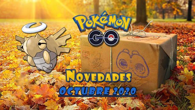 Pokémon GO adelanta sus eventos y novedades para octubre y Halloween 2020