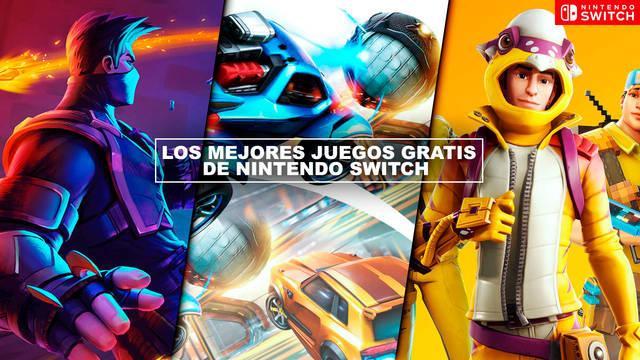 Los mejores juegos gratis de Nintendo Switch (2021)