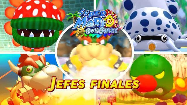 Super Mario Sunshine: TODOS los jefes finales y cómo derrotarlos