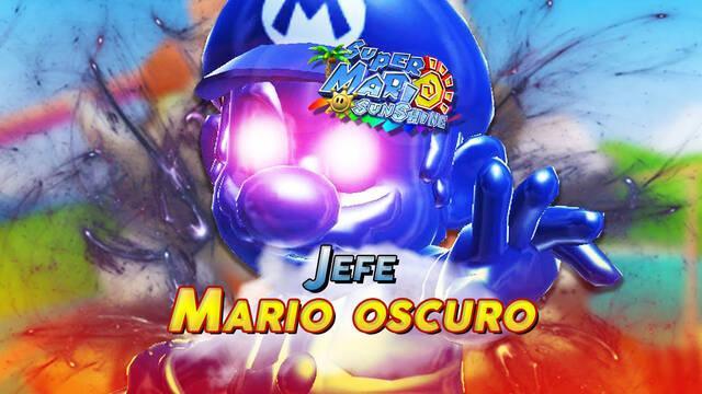 Mario oscuro en Super Mario Sunshine: ¿Cómo derrotarlo?
