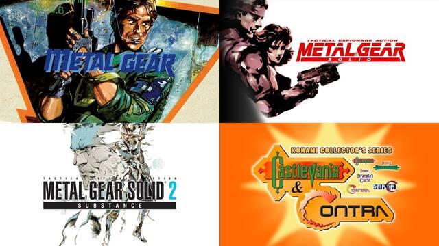 Metal Gear Solid llega a PC a través de GOG.