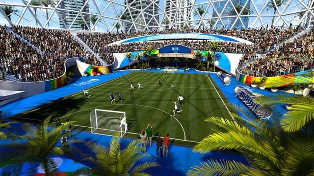 FIFA 21 presenta todos los clubes, ligas y estadios disponibles en esta entrega.