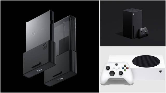 Xbox Series X/S memoria