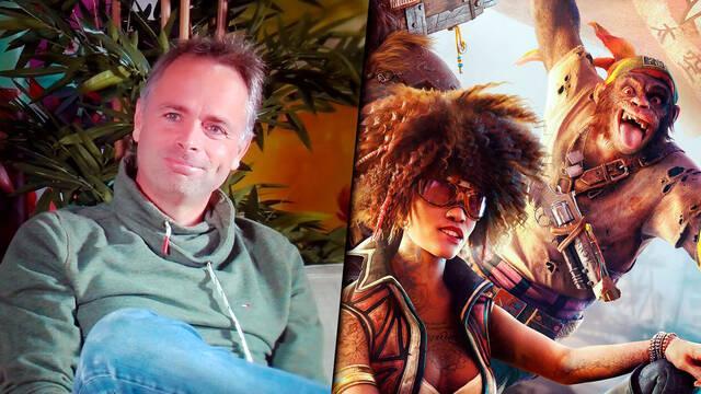 Michel Ancel Rayman y Beyond Good & Evil 2 acusado por toxicidad