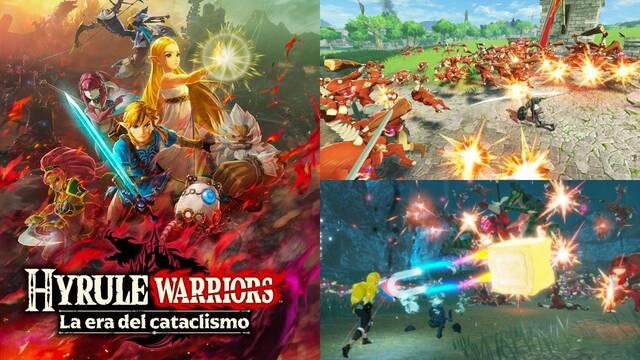 Hyrule Warriors: La era del cataclismo tgs 2020