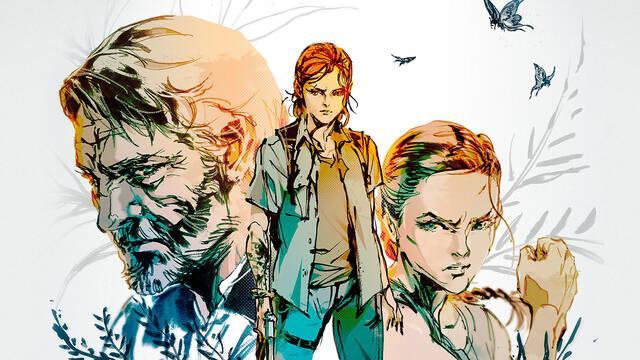 The Last of Us 2 ilustración especial Yoji Shinkawa