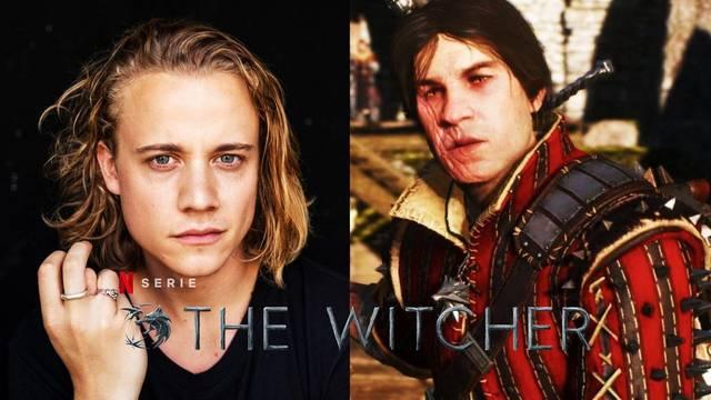 El nuevo actor de Eskel en The Witcher