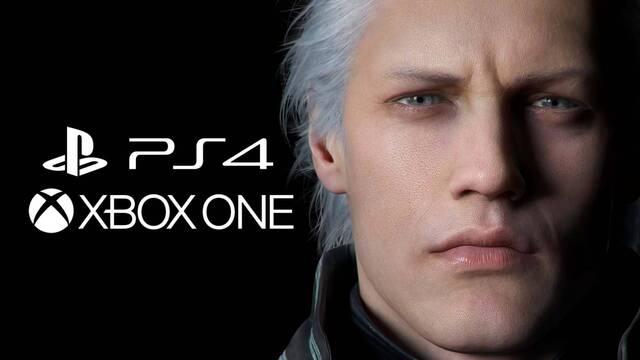 Anunciado el DLC de Vergil para Devil May Cry 5 en PS4 y Xbox One.