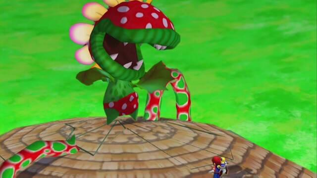 Floro Piraña en Super Mario Sunshine: ¿Cómo derrotarlo?