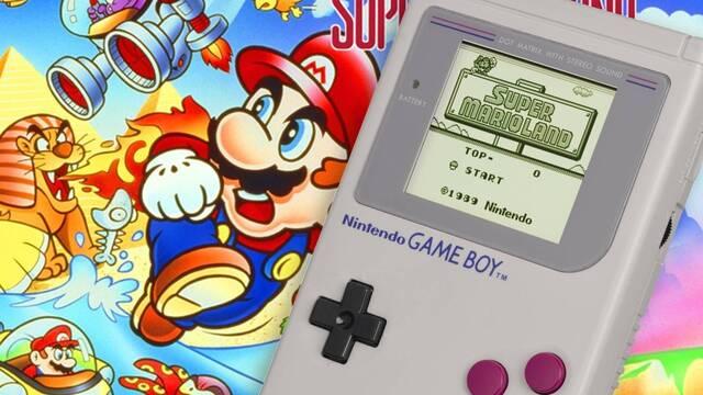 Super Mario Land cumple 30 años en Europa.