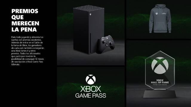 Xbox Salón de la Fama Xbox Series X