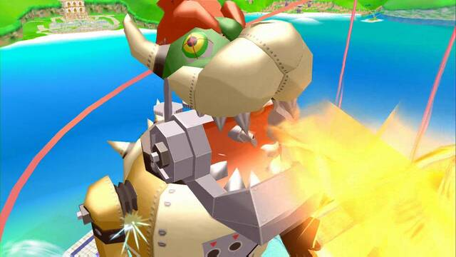 Mech Bowser en Super Mario Sunshine: ¿Cómo derrotarlo?