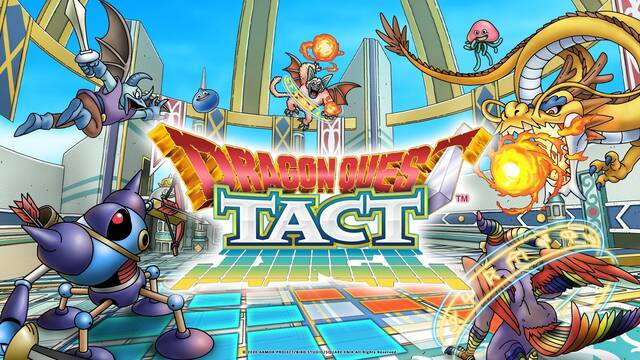 Dragon Quest Tact Android iPhone registro