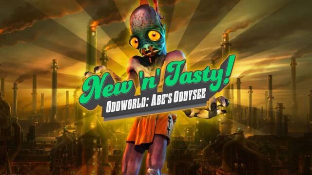 Oddworld: Abe's Oddysee New N' Tasty saldrá el 27 de octubre en Switch.