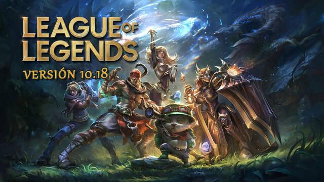 League of Legends v10.18: Aspectos PsyOps, regreso de Uno para Todos y ajustes