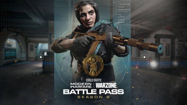 COD MW y Warzone: Ya disponible la Temporada 6, cambios en el mapa y novedades