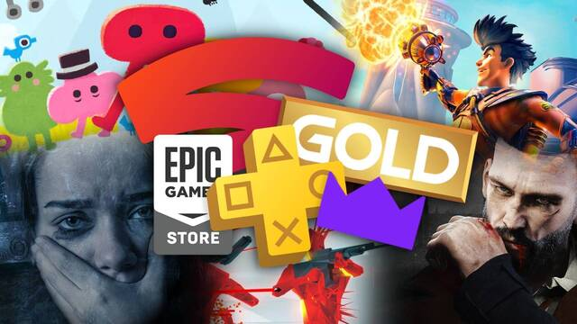 Juegos gratis de octubre de 2020 en España para PS4, Xbox One y PC.