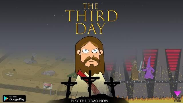 La aventura gráfica española The Third Day presenta su demo en PC.