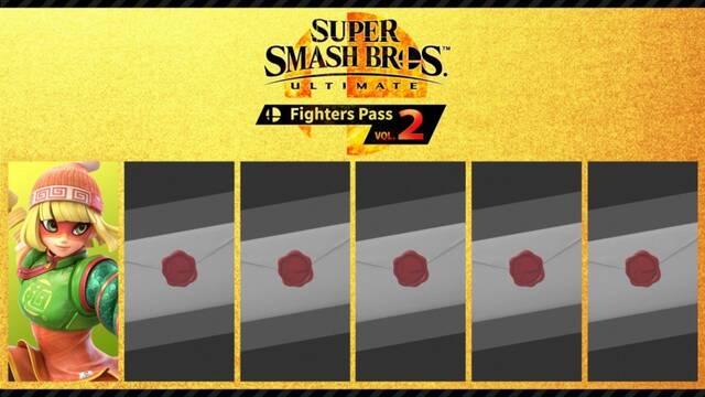 Nuevo luchador de Super Smash Bros. Ultimate mañana, 1 de octubre.