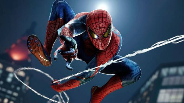 Spider-Man: Remastered se muestra por primera vez en PS5.