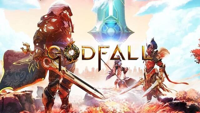 Godfall y su potencia en PS5