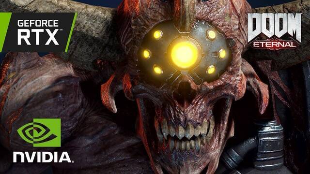 Doom Eternal en una RTX 3080