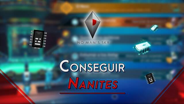No Man's Sky: ¿Cómo conseguir Nanites? - Mejores métodos