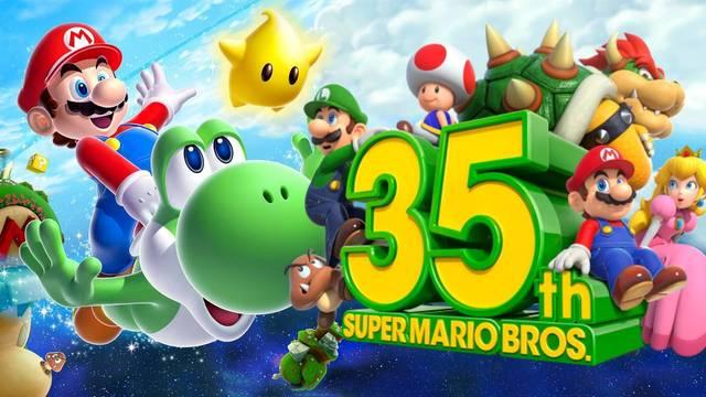 Super Mario Galaxy 2 no formará parte se Super Mario 3D All-Stars.