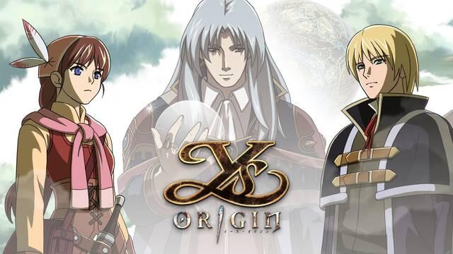 Ys Origin llegará el 1 de octubre a Switch.