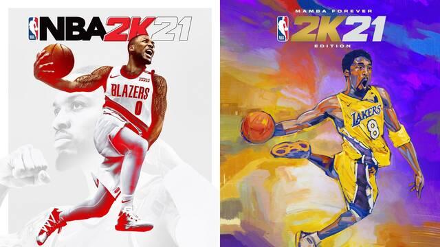 NBA 2K21 ya disponible
