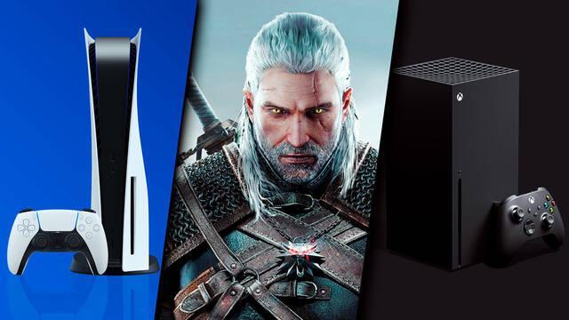 The Witcher 3: Wild Hunt PS5, Xbox Series X y PC versión nueva generación
