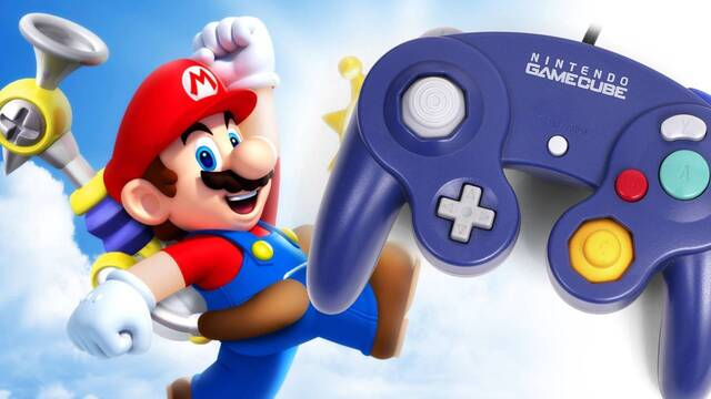 Nintendo confirma que el mando de GameCube no será compatible con Super Mario 3D All-Stars.