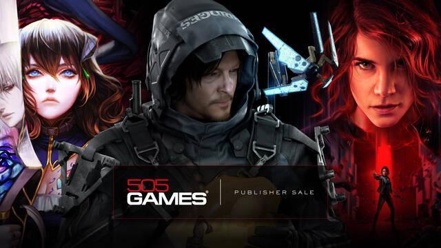 Ofertas de 505 Games en PC.