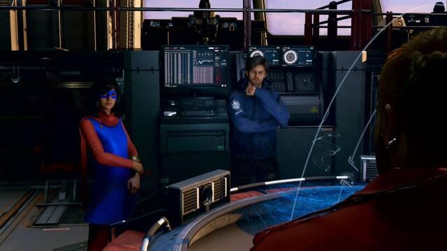 Fuga al 100% en Marvel's Avengers
